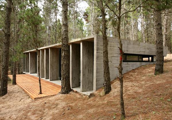 maison béton - maison contemporaine béton - construction béton ...